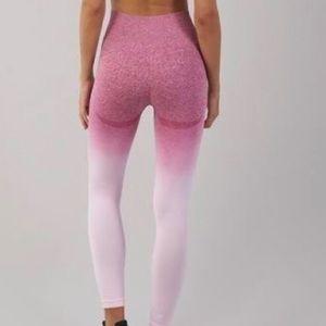 Ombré gymshark leggings